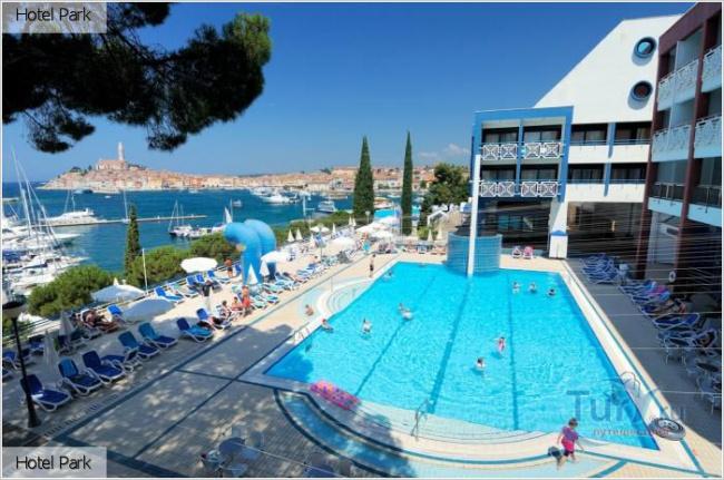 Хорватия Hotel Park  3*