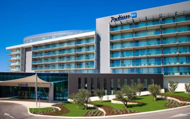 Хорватия Radisson Blu Resort split 4*
