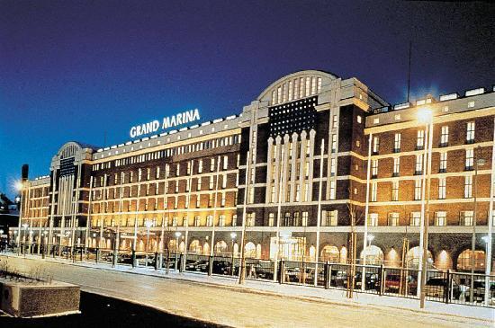 Финляндия Scandic Grand Marina 4*