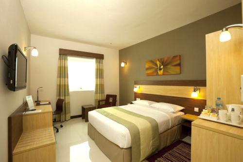 ОАЭ Citymax Hotel Sharjah 3* фото №1
