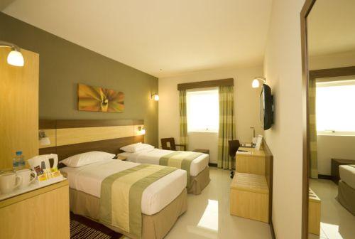 ОАЭ Citymax Hotel Sharjah 3* фото №2