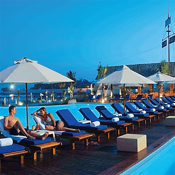 ОАЭ Radisson Blu Resort Sharjah 5* фото №1