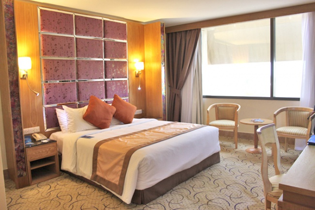 ОАЭ Radisson Blu Resort Sharjah 5* фото №3