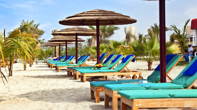 ОАЭ Sahara Beach Resort & Spa 5* фото №1