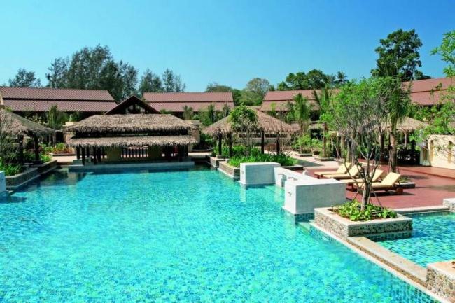 Таиланд Centara Koh Chang Tropicana 4* фото №1