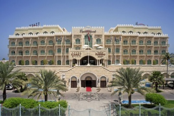 Grand Hyatt Muscat 6