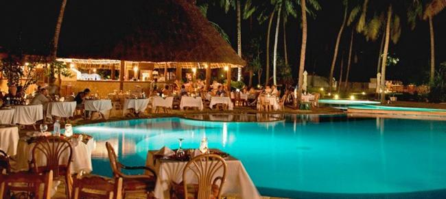 Танзания Bluebay Beach Resort 5*