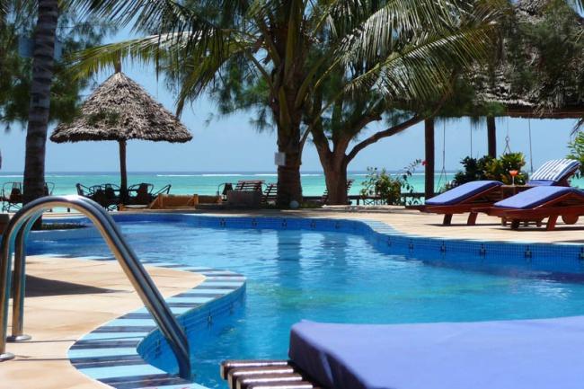Танзания Mnarani beach сottages 3*