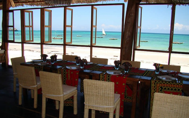 Танзания Dongwe Ocean View Special Category 3*