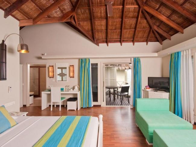Мальдивы Cinnamon Dhonveli Maldives 4*