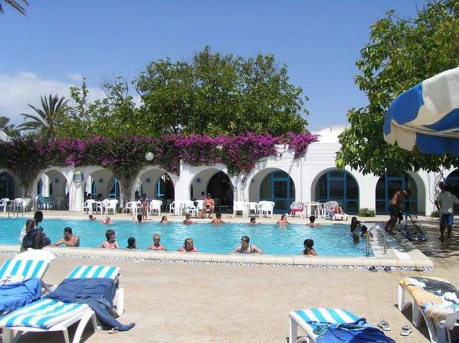 Тунис Riadh Club 3* фото №2
