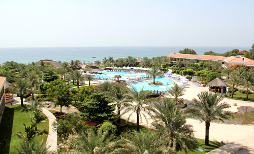 ОАЭ Fujairah Rotana Resort & Spa 5* фото №2