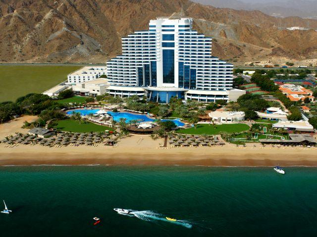 ОАЭ Le Meridien Al Aqah Beach Resort 5*