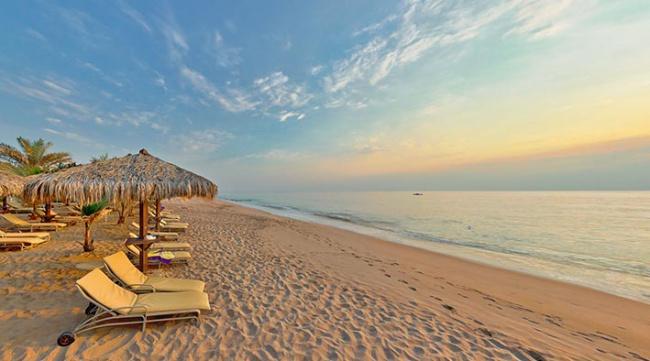 ОАЭ Le Meridien Al Aqah Beach Resort 5* фото №1