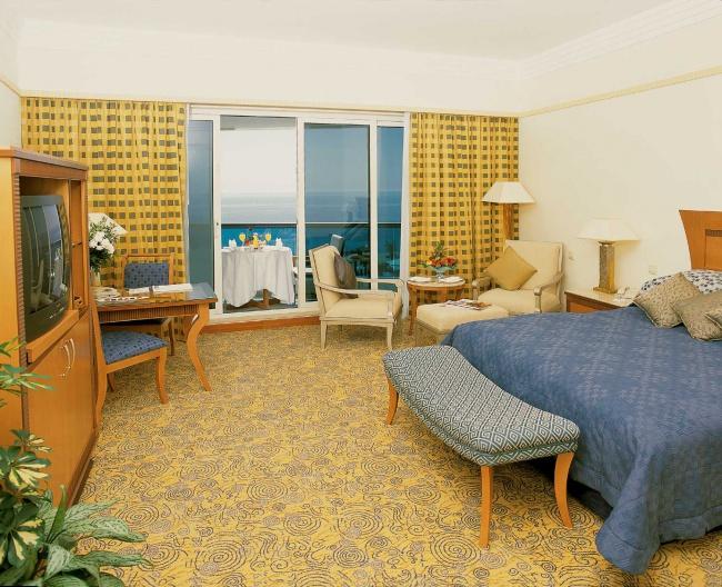 ОАЭ Le Meridien Al Aqah Beach Resort 5* фото №3