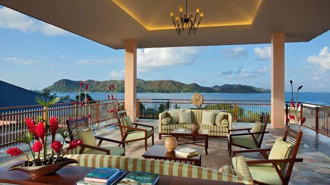 Сейшелы Raffles Praslin Seychelles 5*