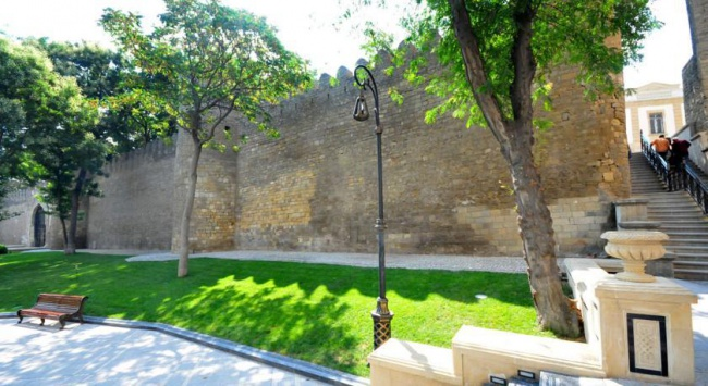 Азербайджан Kichik Gala Hotel 4*