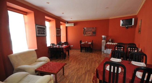 Азербайджан Kichik Gala Hotel 4* фото №4