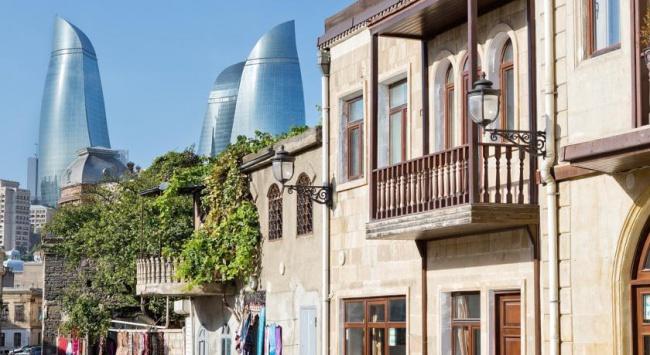 Азербайджан Fairmont Baku 5*