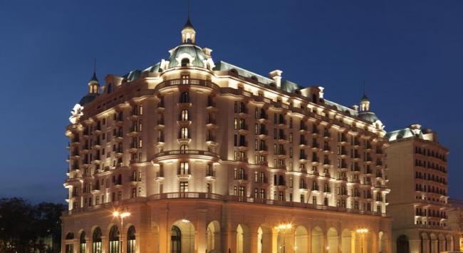 Азербайджан Four Seasons Hotel Baku 5* фото №1
