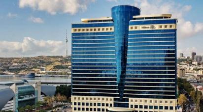 Hilton Baku 5*