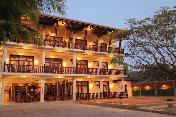 Шри Ланка Hotel Wunderbar 3*