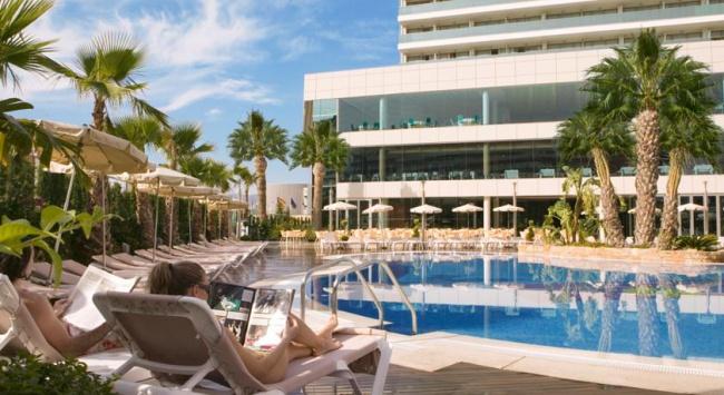 Испания AR DIAMANTE BEACH SPA & CONVENTION CENTRE 4*