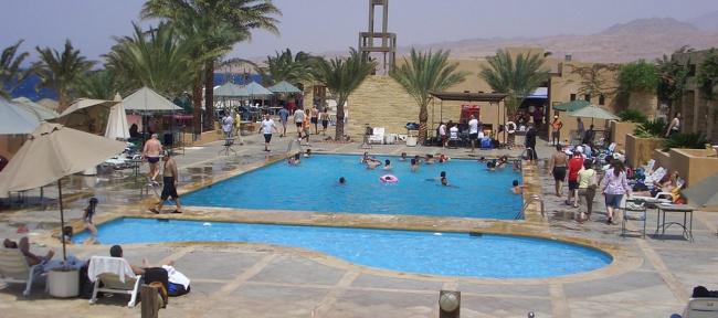 Иордания Coral Bay Hotel  3*