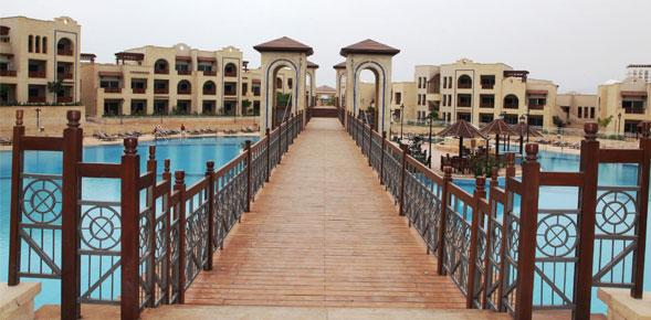 Иордания Crowne Plaza Resort Dead Sea  5*