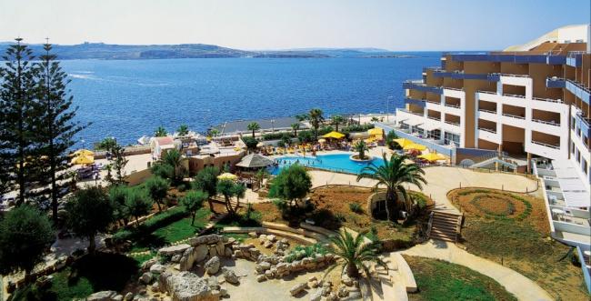 Мальта Dolmen Resort 4* фото №1
