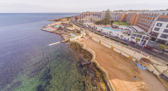 Мальта Dolmen Resort 4*