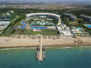 Maxx Royal Belek Golf Resort 2