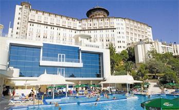 Турция Ladonia Hotels Adakule 5* фото №1