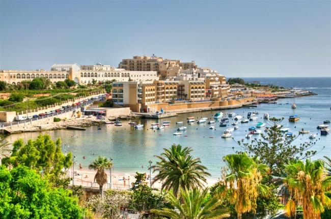 Мальта Marina Hotel Corinthia Beach Resort 4*
