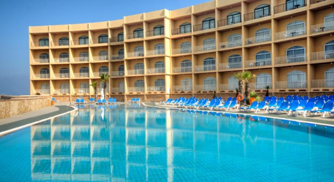 Мальта Paradise Bay Hotel 4* фото №2