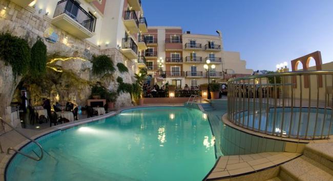 Мальта Pergola Club Hotel & Spa 4*