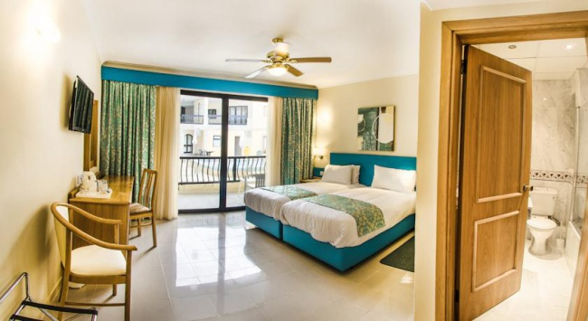 Мальта Pergola Club Hotel & Spa 4* фото №1