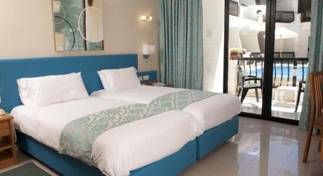 Мальта Pergola Club Hotel & Spa 4* фото №2