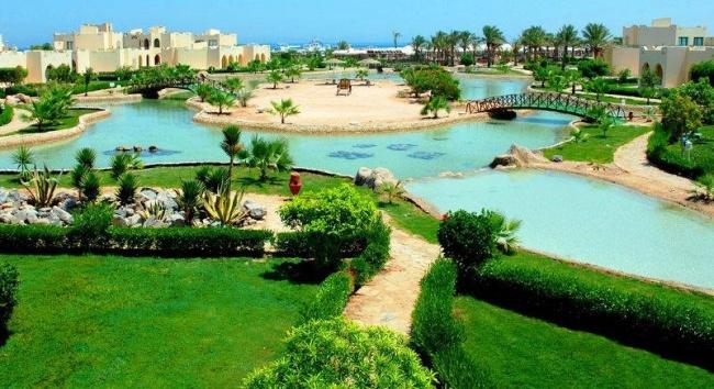 Египет Tia Heights Makadi Bay Aqua Park 5* фото №1