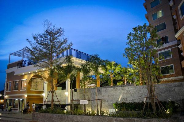 Таиланд Citrus Parc Hotel 4* фото №1