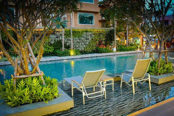 Таиланд Citrus Parc Hotel 4* фото №2