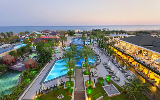 Турция Alva Donna Exclusive Hotel & Spa 5* фото №2
