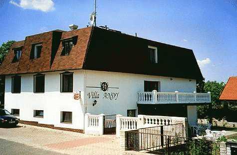 Чехия Villa Andy 3*