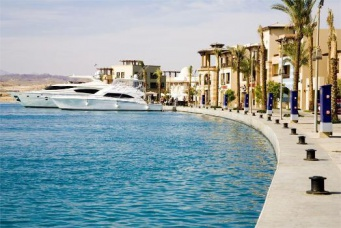 Sunrise Marina Resort Port Ghalib 5*