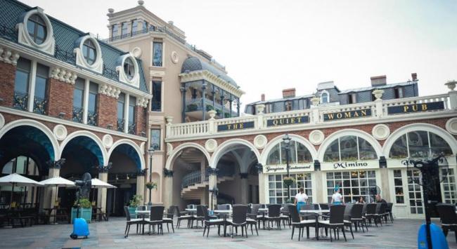 Грузия Piazza Hotel Tbilisi 3*  фото №1