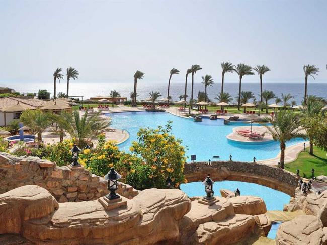 Египет Ecotel Dahab Resort 4* фото №1