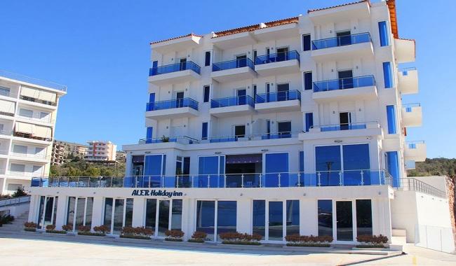 Албания Aler Holiday inn Saranda 4*
