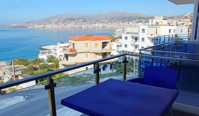 Албания Aler Holiday inn Saranda 4* фото №4