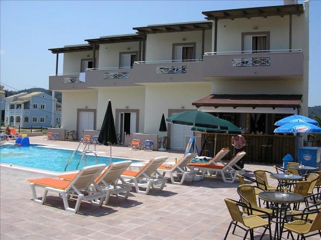 Греция Corfu Inn Apartments 0*