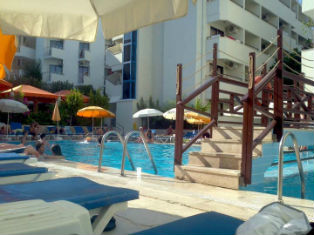 Турция Sun Princess Hotel 3* фото №3